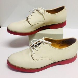 J. Crew Cream Loafers (7 1/2)
